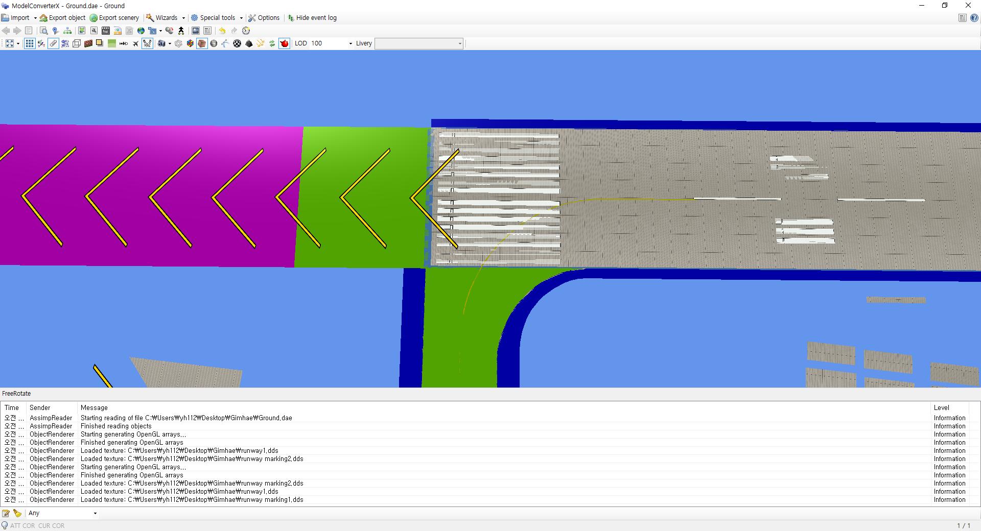 P3D v4 - Blender mapping error | FSDeveloper