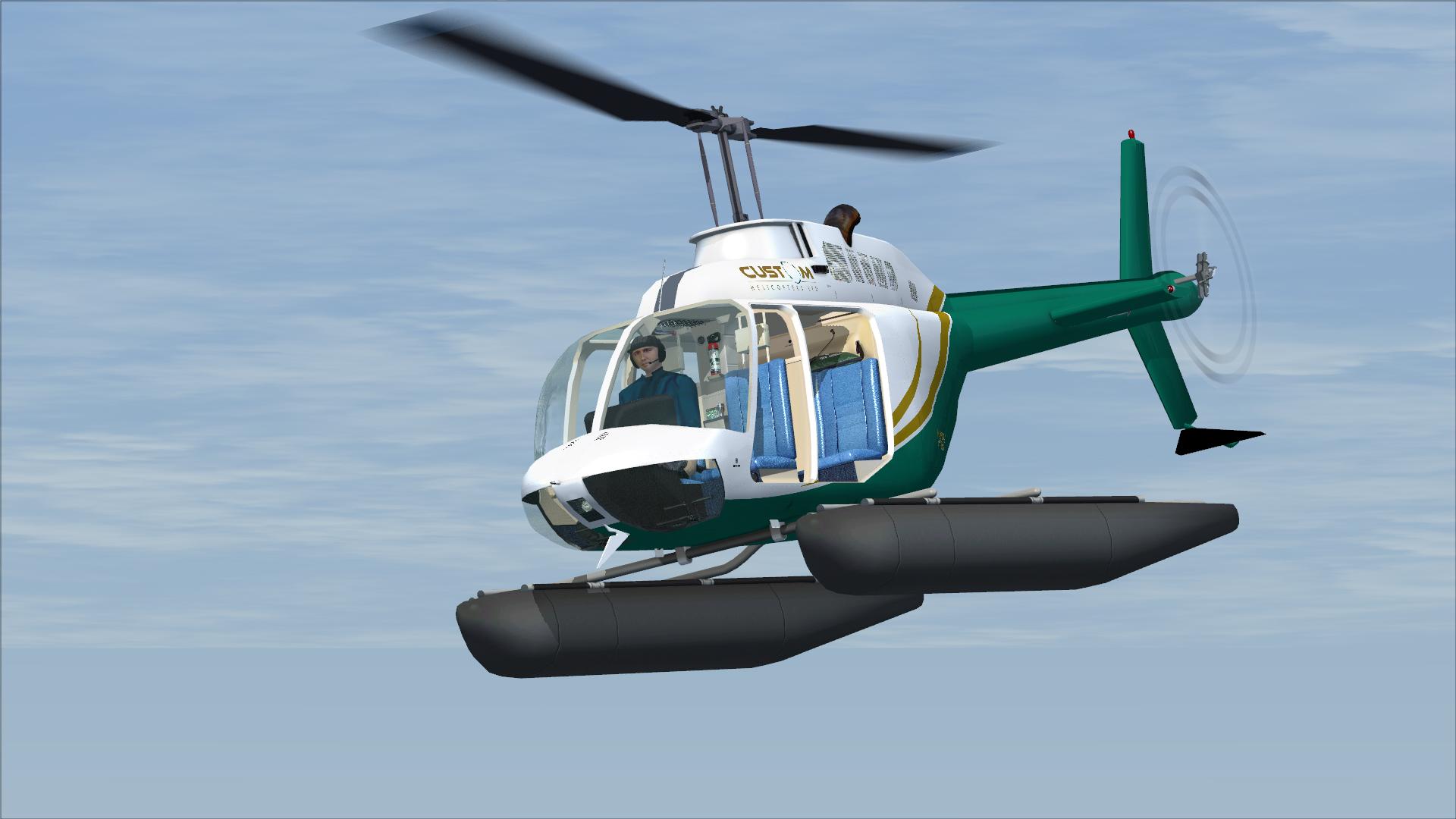 FSXA - Bell 206 JetRanger V2 0 | Page 2 | FSDeveloper