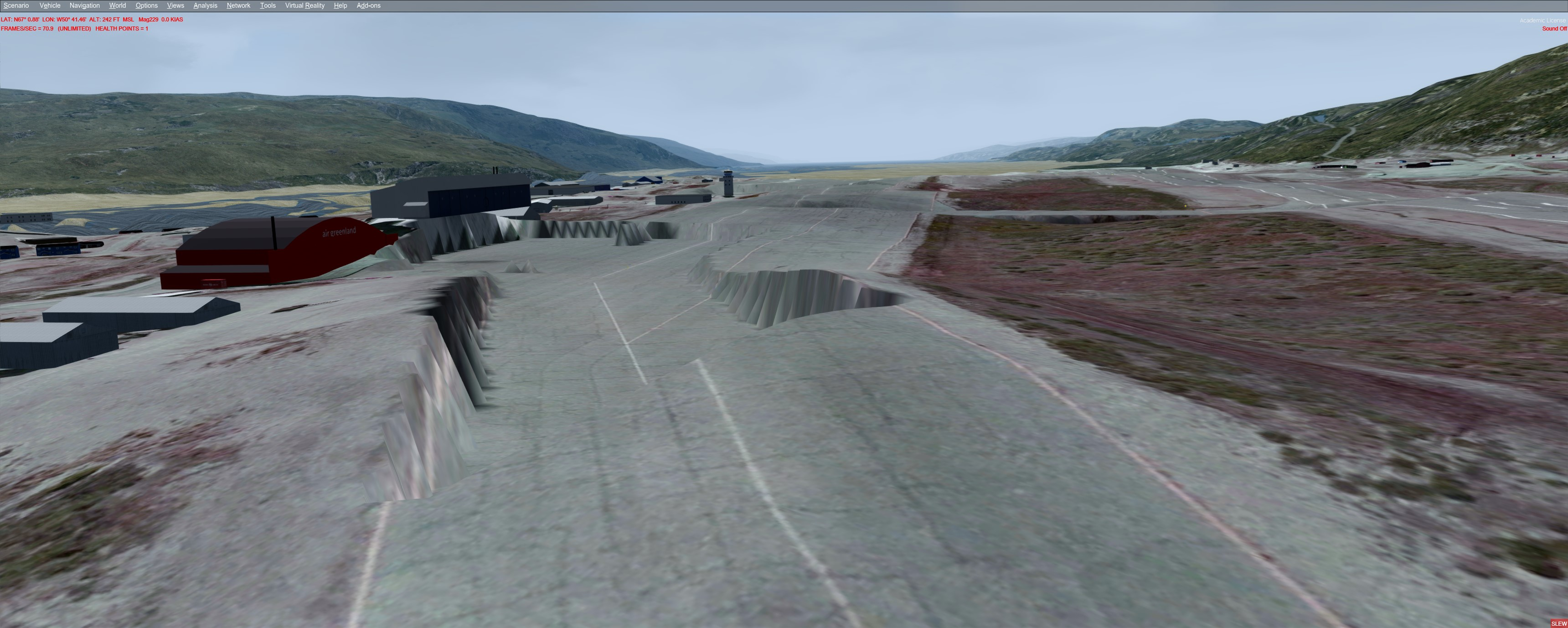 P3D v4 - FSX freeware scenery to prepar3dv4 | FSDeveloper