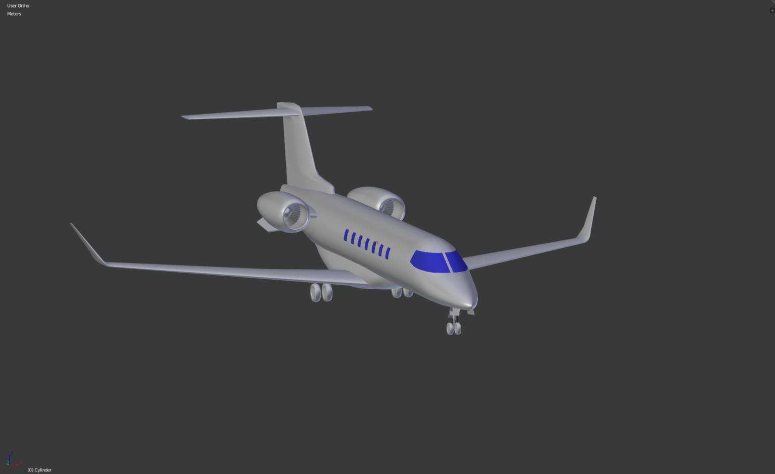 FSX - Learjet 85 | FSDeveloper
