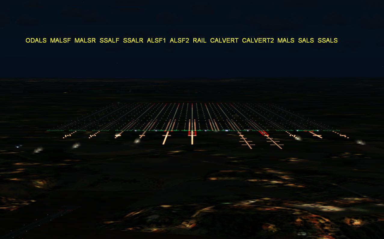 Approach Lighting Images