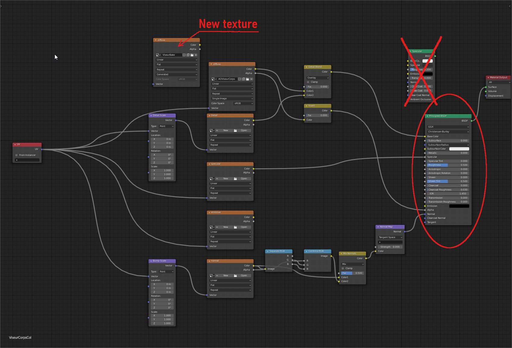 Blender [ESimulationProjet de modelisationProjet Venom DH-112Blend ProjectVenom DH-112 VC- 004...jpg