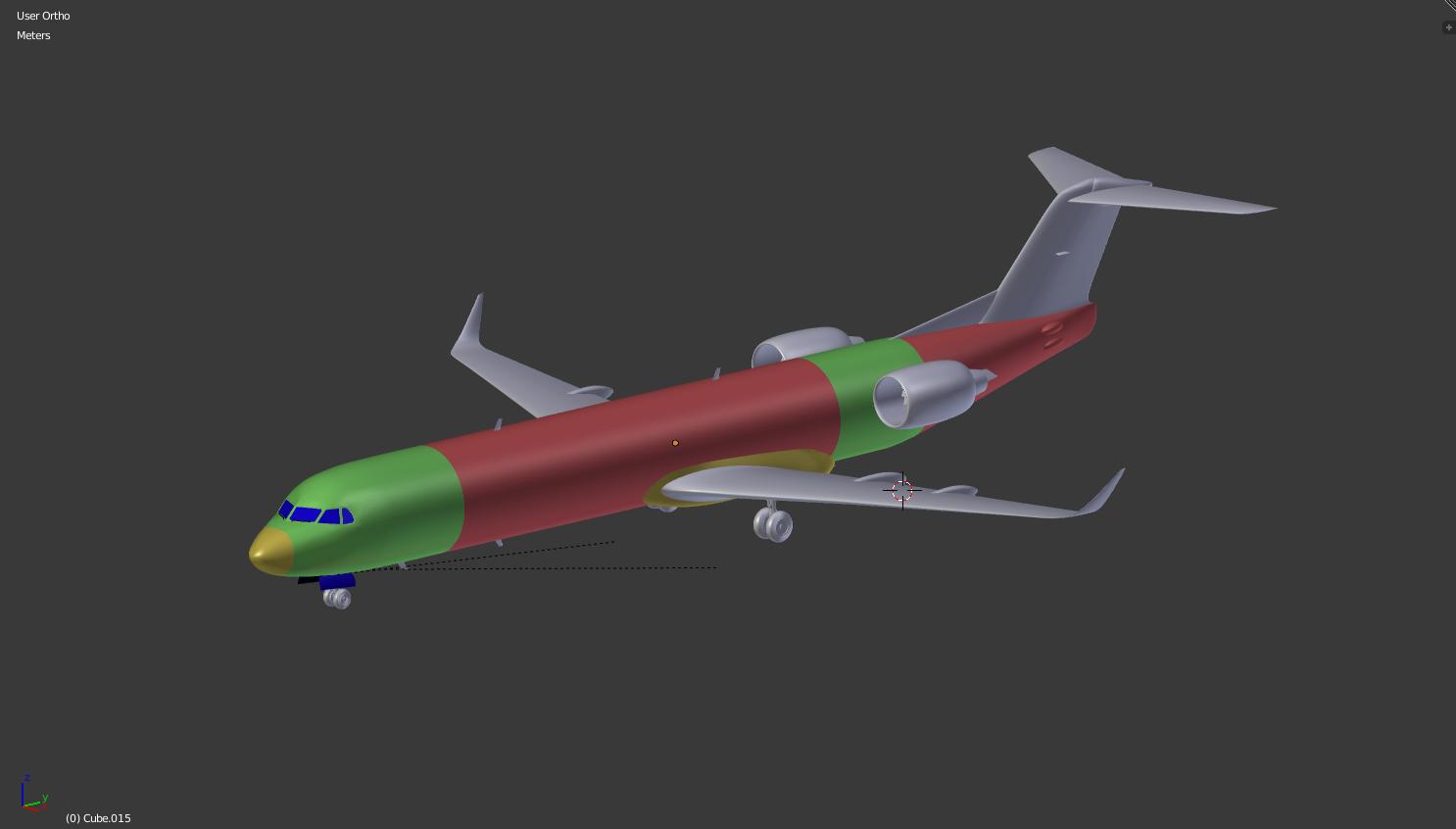 P3D v4 - Fokker 130 | FSDeveloper