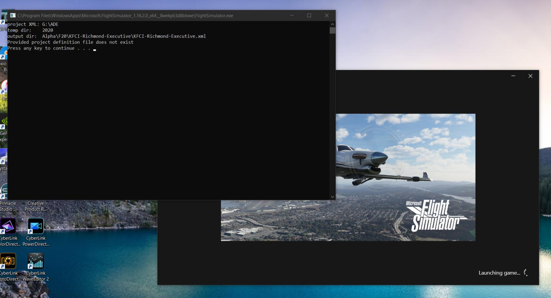 MSFS Build Error.png