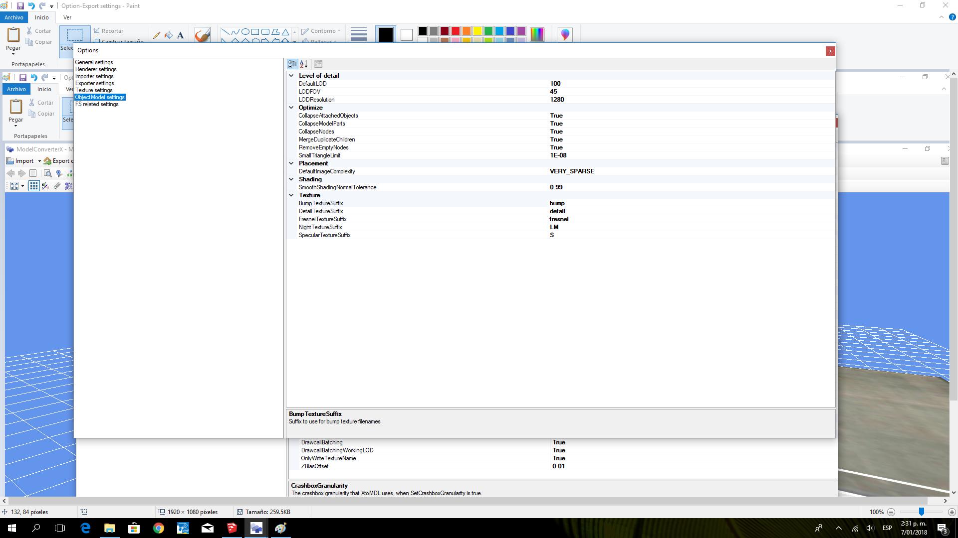 FS2004 Model Converter X won't create a  MDL | FSDeveloper