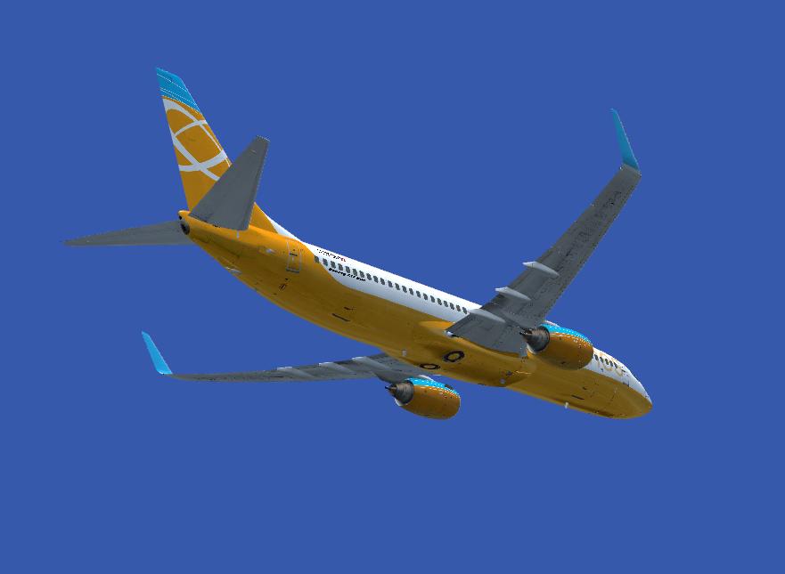 FSXA - PMDG 737-800WL Orbit Airlines | FSDeveloper