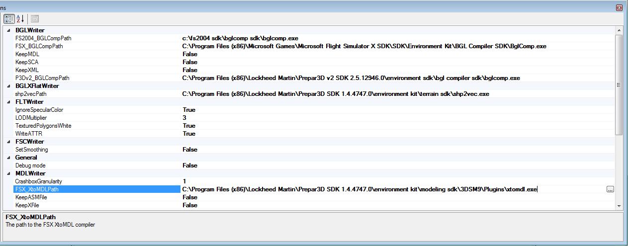 FSX_SE and ModelConverterX | FSDeveloper