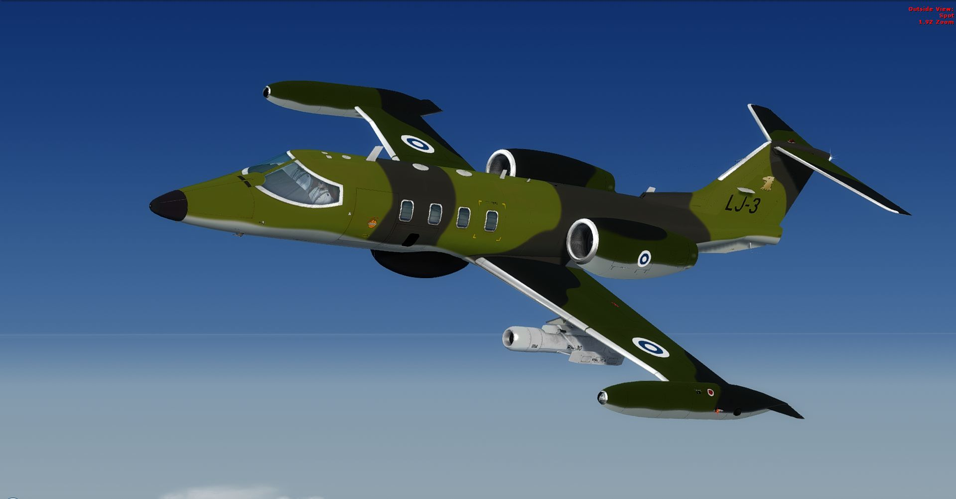 P3D v2 - Lear 35A    nearly there | FSDeveloper
