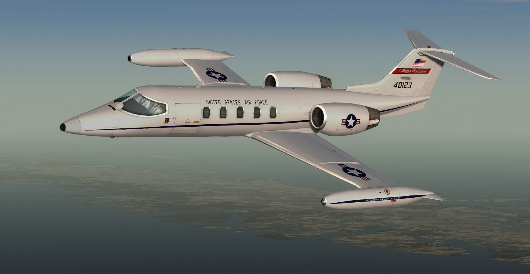 P3d Business Jets