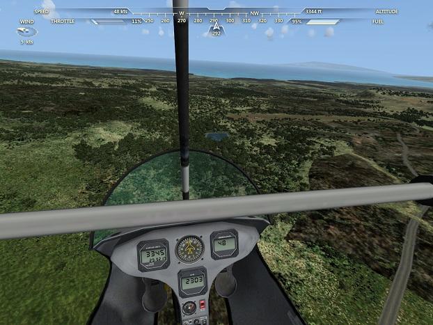 Aircreation 582SL Trike Ultralight for MS Flight   FSDeveloper