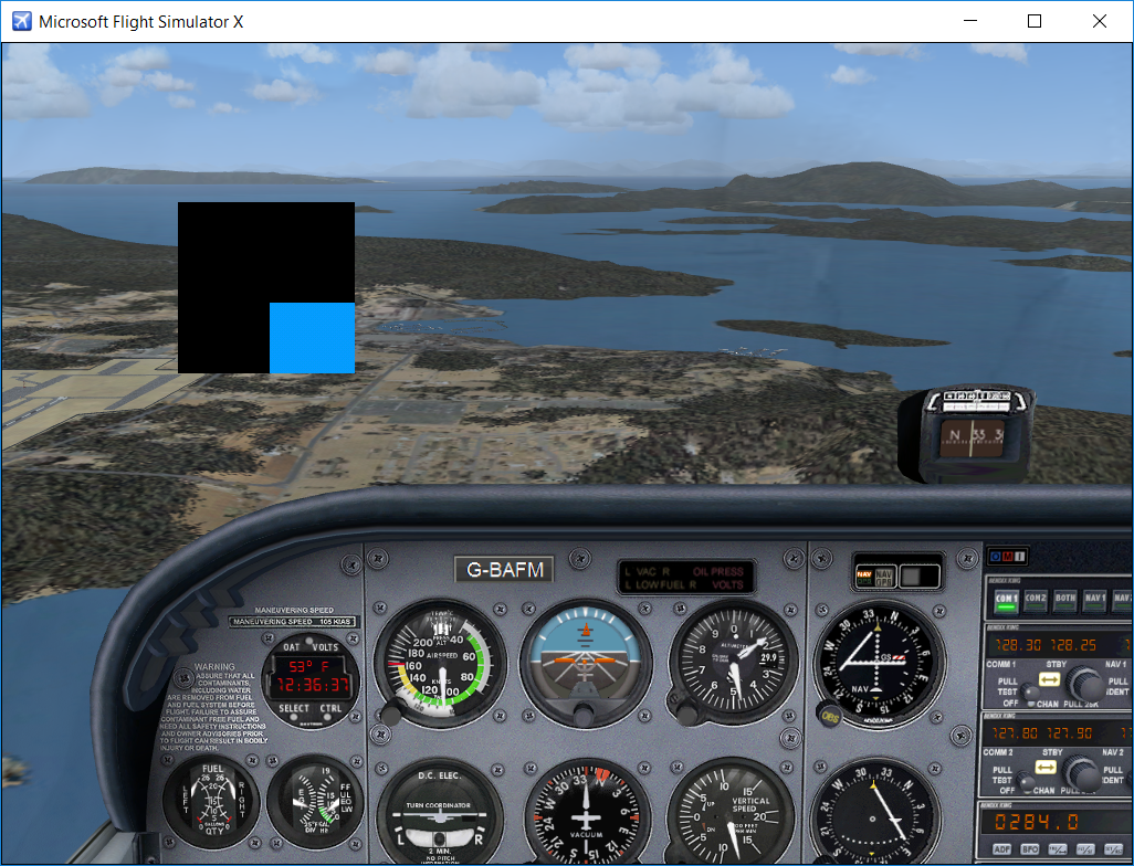 FSX - Problem with panel and gauge size | FSDeveloper