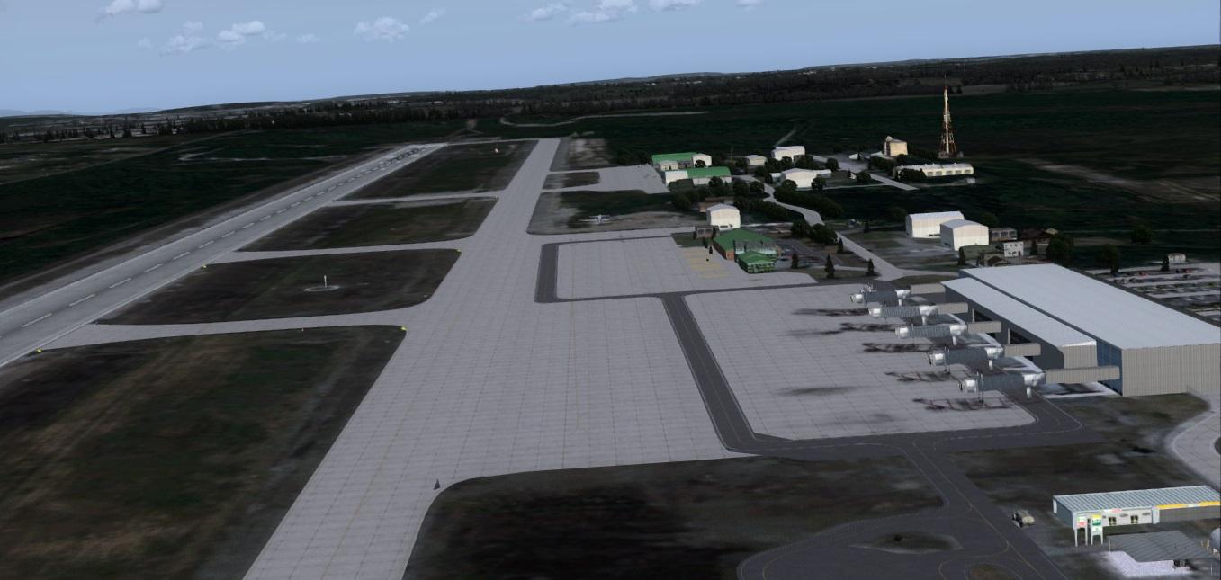 FSXA - SAA (South American Airports) Chilean Volcanoes Pack